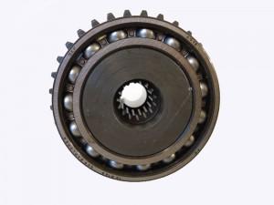 Tannhjul for Splain aksel
